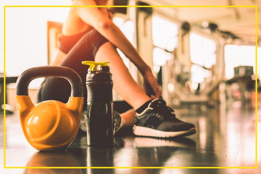 Karnozyna w mięśniach sportowca