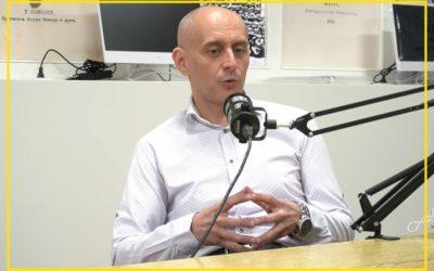Prof dr Sergej Ostojić – podcast (eng)